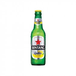 Bintang Radler Lemon 330 ML (24 Bottles)