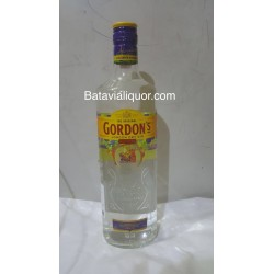 Gordon Dry Gin 750ml Import