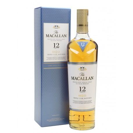 Macallan 12 YO Triple Cask Fine Oak
