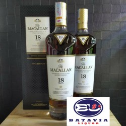 Macallan 18 YO Sherry Oak