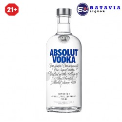 Absolut Blue Vodka 750ml